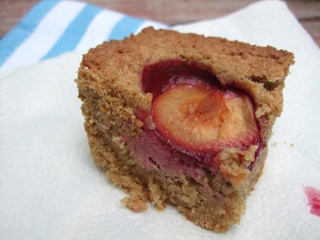 Gluten Free in SLC: Gluten Free Dimply Plum Cake