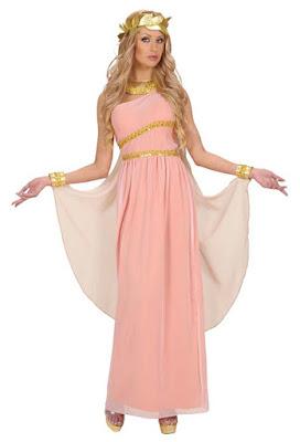 Kærlighedens gudinde kjole