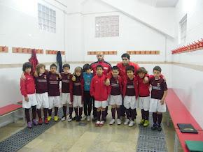 SL Cartaxo sub10 2010/2011
