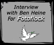 Interview with Ben Heine for FotoFlock