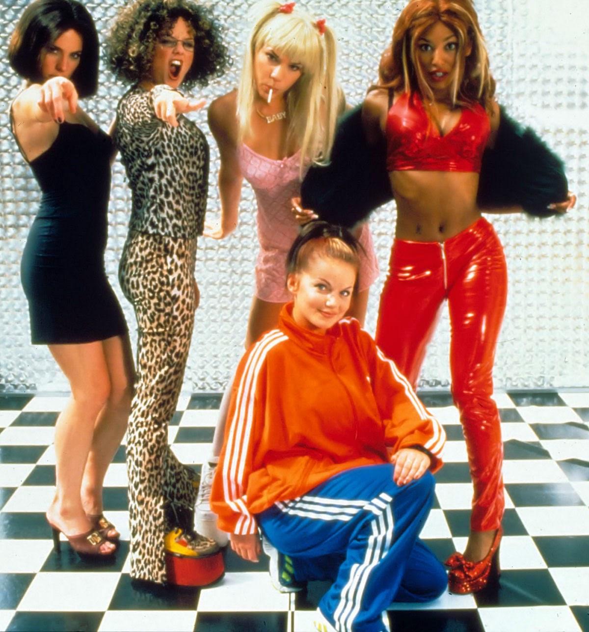 Girls of b movie