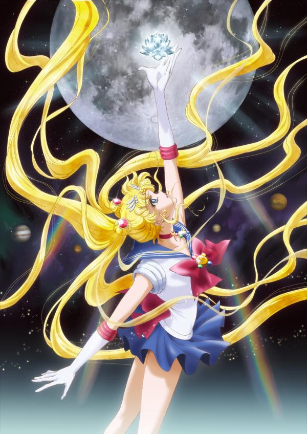 anime novo sailor moon balaio de tigre artesanato