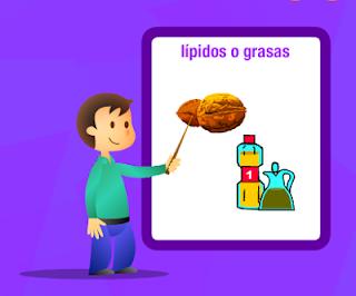 Los lípidos o grasas son necesarios para tener unos hábitos saludables