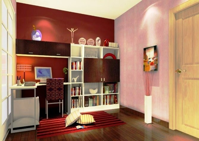 wall paint color combination ideas
