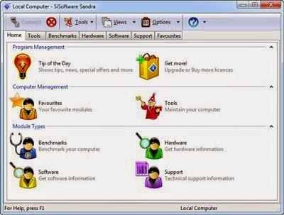 SiSoftware-Sandra