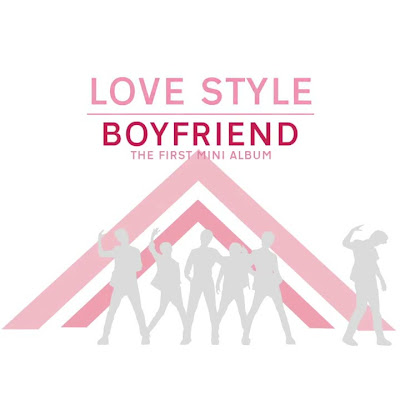 Kpop Nails | Boyfriend's Love Style
