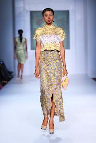 MTN Lagos Fashion and deisgn week: Jewel by lisa nigerian fashion design