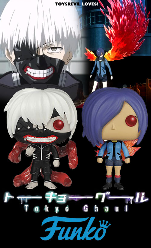 Anime: Tokyo Ghoul from Funko