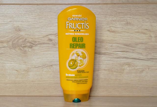 Odżywka do włosów Garnier Oleo Repair