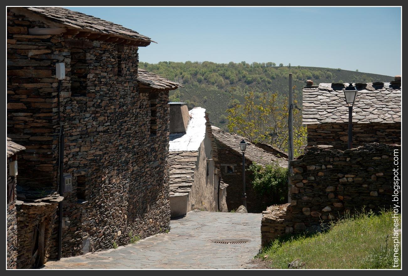 Ruta cascada de los aljibes roblelacasa cascadas - Casas de pueblo en guadalajara ...