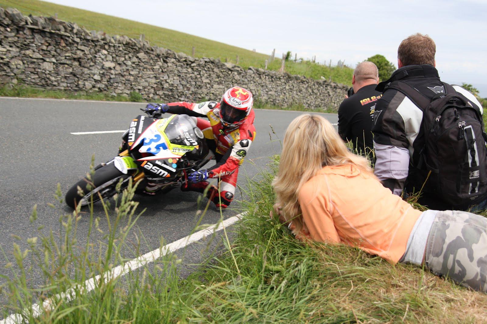 Antonio Maeso TT rider