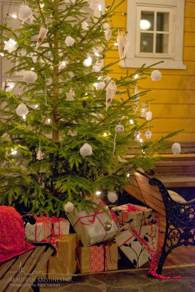 Kristinestad julöppning Kristiinankaupunki joulunavajaiset Kajsa Snickars