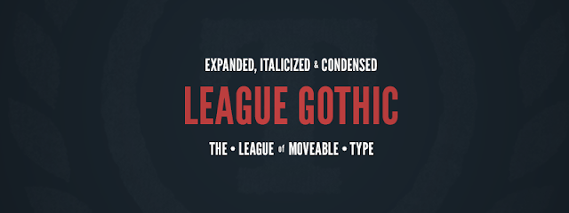 15 Professional Fonts for Graphic & Web Designers