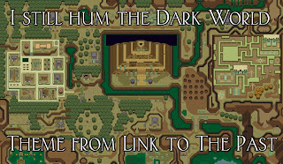 Link to the Past Dark World