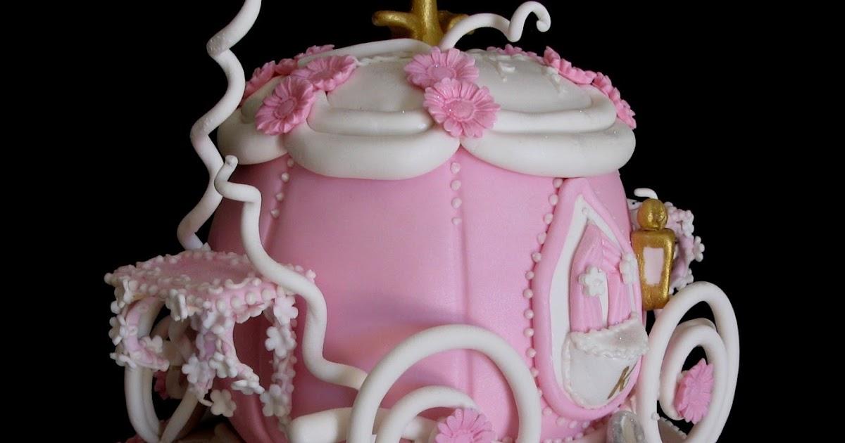 Cake Images Kartik : Sugarcraft by Soni: Cindrella Cake