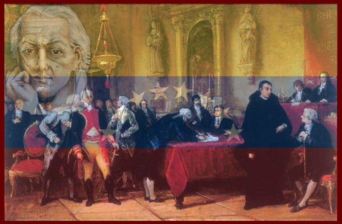 19 abril dia declaracion independencia venezuela: