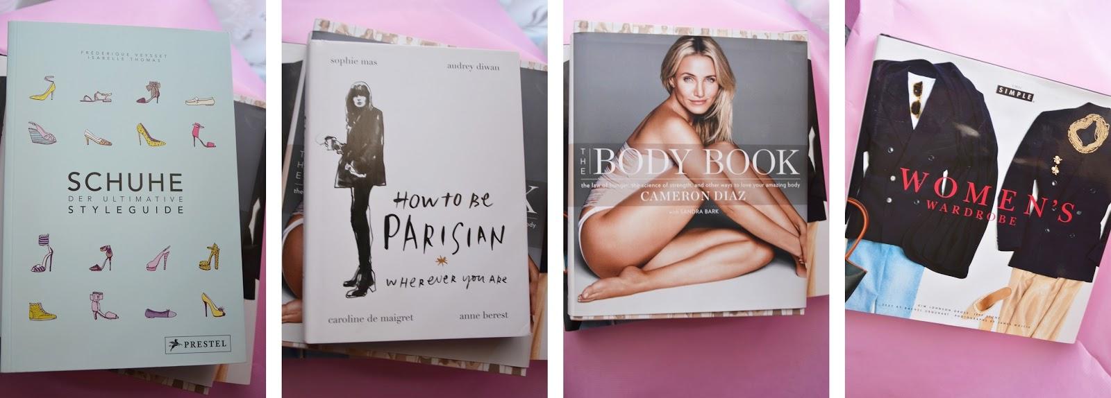 Die Bücher als Geschenke, ein Buch zu Weihnachten schenken, Frauenbücher
