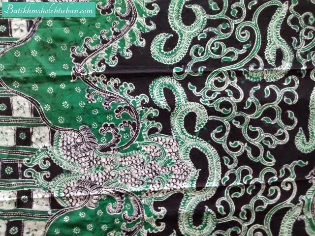 Kain Bahan Batik Tuban 2911A