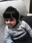 Meu filhote Daniel