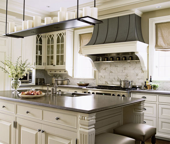 Talk Of The Town: HOW TO BUILD A RANGE HOOD