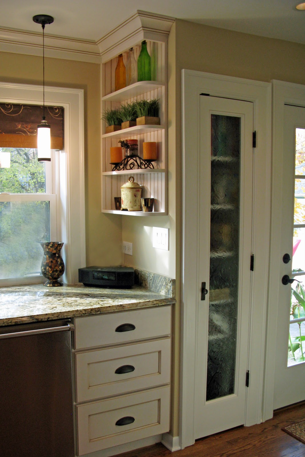 Just Grand Charming Kitchen Before And After