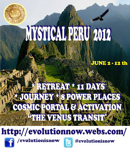 RETREAT, JOURNEY AND COSMIC PORTAL
