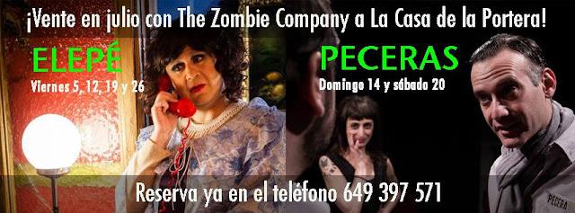 Fran Arráez Carlos Be Elepé The Zombie Company
