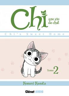 CHI, UNE VIE DE CHAT (Tome 2) de Kanomi Kanata Chi+2