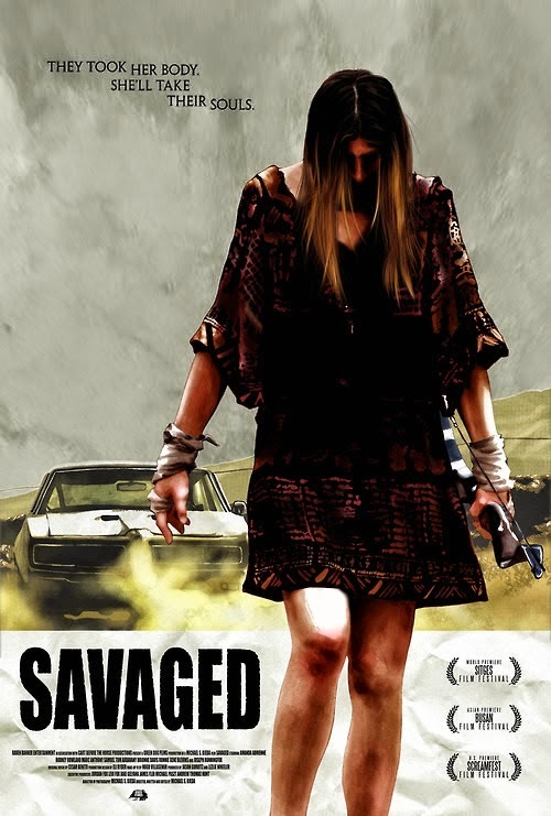 Filme Savaged Legendado AVI BRRip