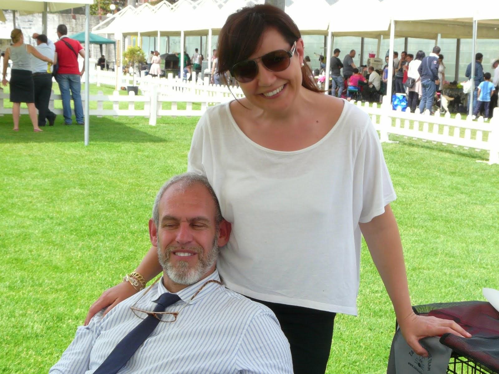 Beth & Ricard Helman