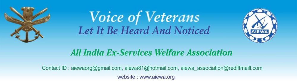All India Ex-Services Welfare Association