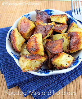 http://www.cinnamonspiceandeverythingnice.com/roasted-mustard-potatoes/