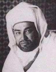 Sultán Mulay Yúsuf de Marruecos en 1914