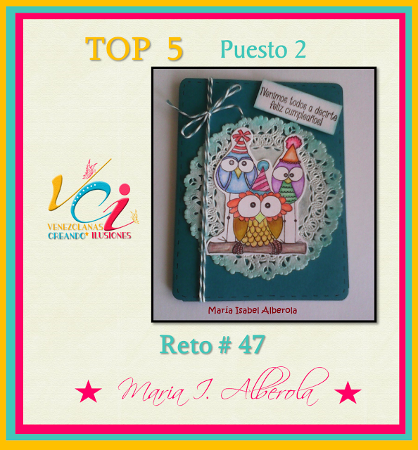 Reto #47 VCI