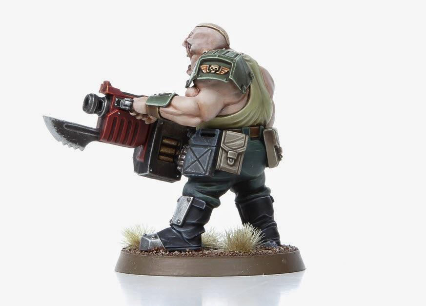 Militarum Auxilla Ogryns