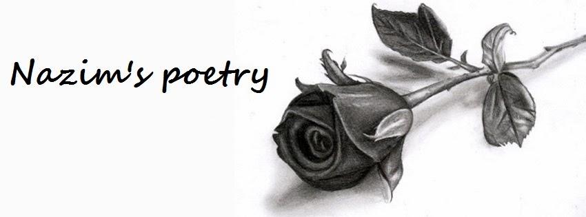Nazim's poetry