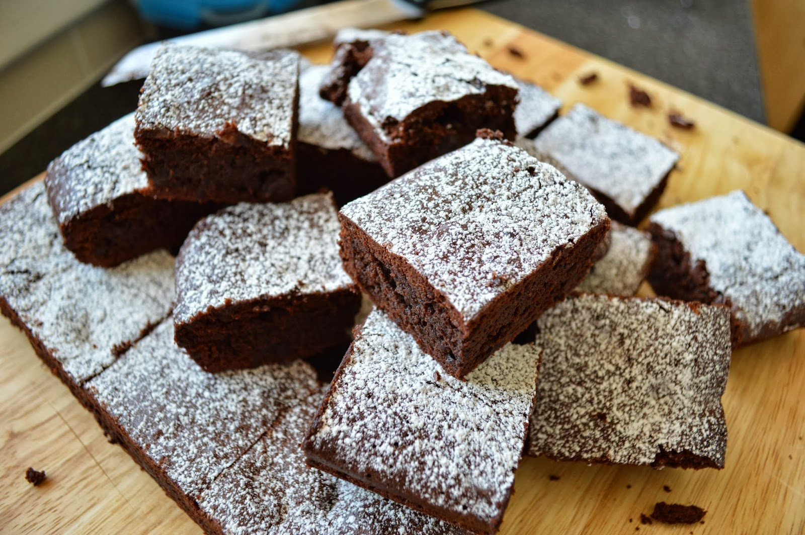 Medwin House Bakery: Rich Chocolate Cherry Brownies