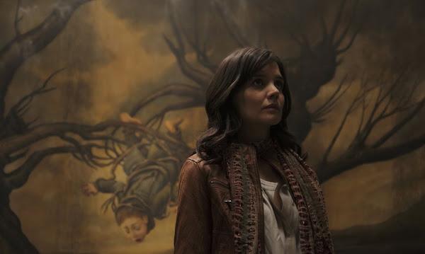 Katie Holmes en No tengas miedo a la oscuridad