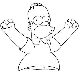 Dibujos de los Simpson