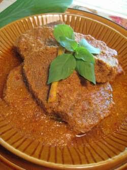 Resep Masakan Asam Padeh Daging