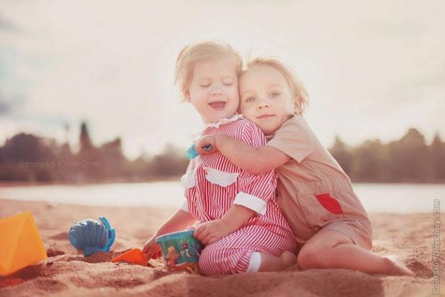 Heartwarming Kids Photography by Julia Otto