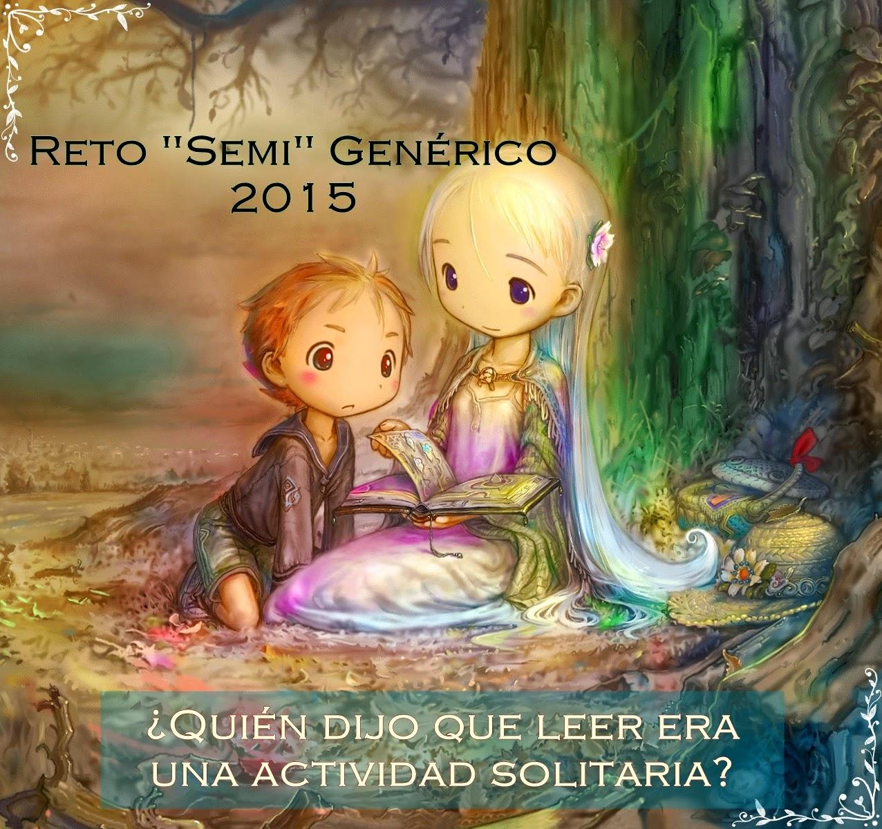 "Reto ""semi"" genérico"