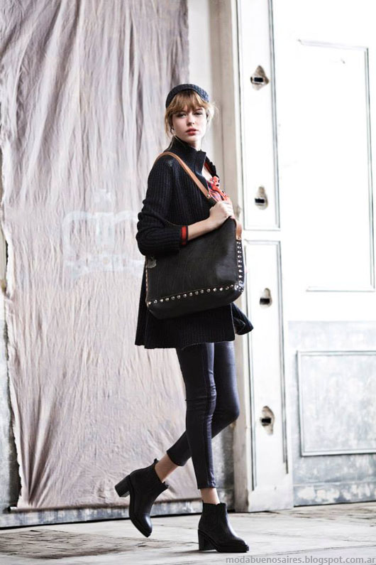 Paula Cahen D'Anvers otoño invierno 2014 moda otoño invierno 2014.