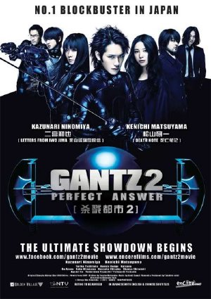 Câu Trả Lời Hoàn Hảo - Gantz Perfect Answer (2011) Vietsub