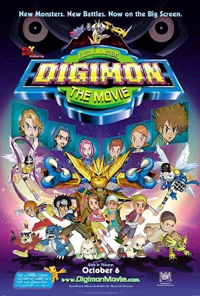 Assitir Digimon: O Filme