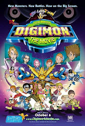Baixar Filme Digimon: O Filme (Dublado) Online Gratis