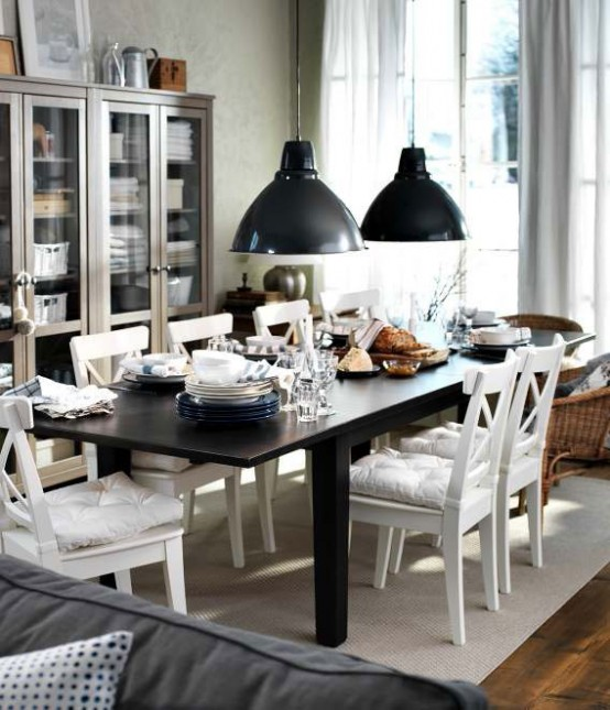 ikea dining room design 2012