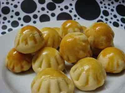 Yuk simak resep dan panduan membuat kue nastar isi durian!