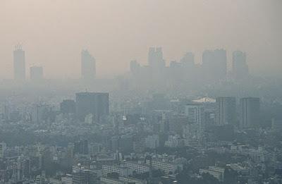 京津冀 空氣質量狀況