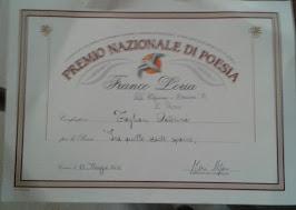 """Premio Nazionale di Poesia """"Franco Loria"""""""